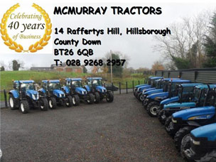 McMurray Tractors